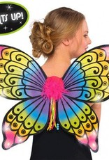 Electric Party Light-Up Wings
