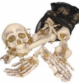 Mossy Bag of Bones