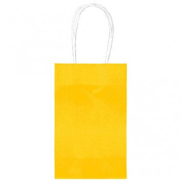 Yellow Sunshine Cub Bag Value Pack  (10)
