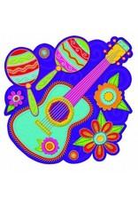 Cutout Banjo with Maracas