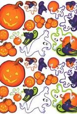 Cute Characters Printed Paper Cutouts