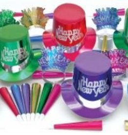 New Year Elegant Party multicolour Kit for 25