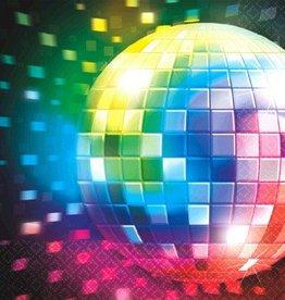 Disco Fever Beverage Napkin (16)