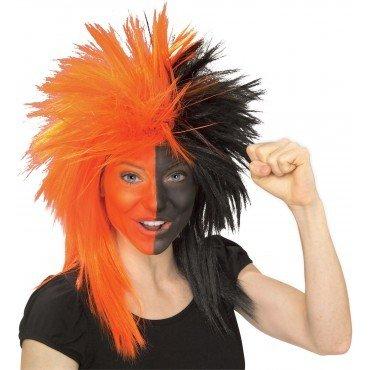 Fanatics Orange Wig