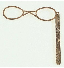Glasses Lorgnette Old Time