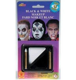 Black & White Makeup Kit