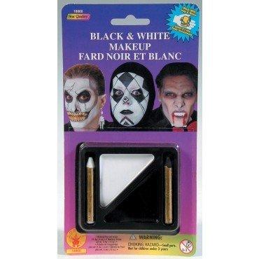 Black and White Makeup Kit