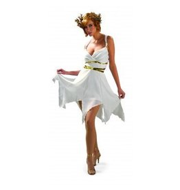 Women's Costume Grecian Goddess