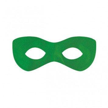 Eye Mask Super Hero Green