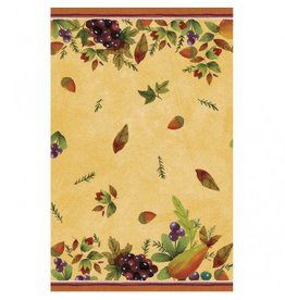 Thanksgiving Medley Paper Table Cover