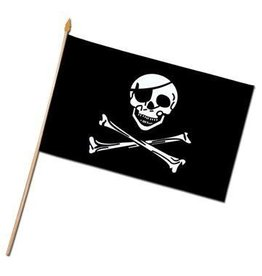 Pirate Flag Fabric
