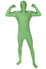 Adult Costume Morphsuit Green Medium