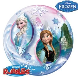 "Bubble 22"" Frozen Balloon"