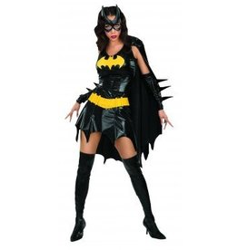 Women's Costume Batgirl Secret Wishes Medium