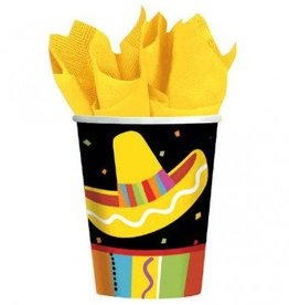 Fiesta Fun Cups 9oz.