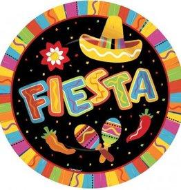 Fiesta Fun Large Plates 8pc