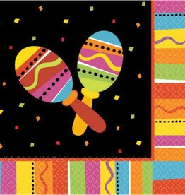 Fiesta Fun Luncheon Napkins
