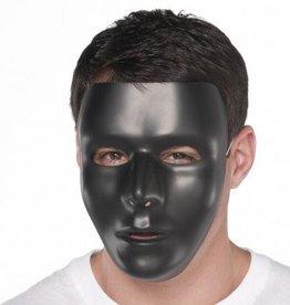 Black Full Face Mask