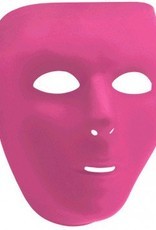 Full Face Pink Mask