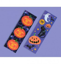 Halloween Fun Printed Sticker Strip