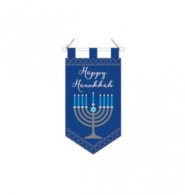 Hanukkah Felt Banner