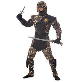 Children's Costume Special Ops Ninja Large (10-12)