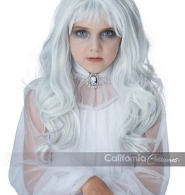 Child Ghost Gray Wig