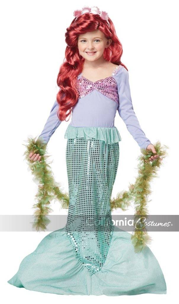 Children's Costume Little Mermaid Small (6-8)