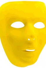 Full Face Mask Yellow