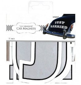 Magnet Car Decoration Wedding