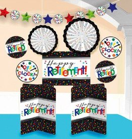 Officially Retired Room Decoration Kit 10pc