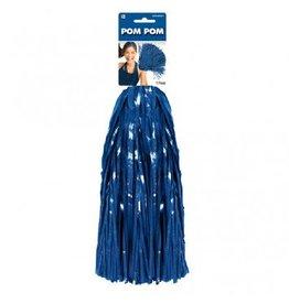 Blue Pom Pom