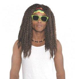 Rasta Vibration Wig