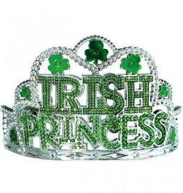 Irish Princess Plastic Tiara