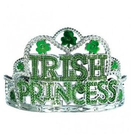 Irish Princess Plastic Tiara
