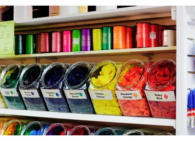 Jewel Tone Colours