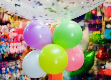 "5"" Round Balloons"