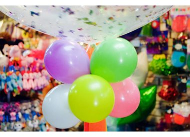 "5"" Round Latex Balloons"