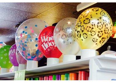 """Printed Latex 11"""" Balloons"""
