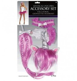 Accessory Set Mystical Unicorn