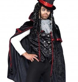 Men's Costume Classic Vampire Large