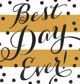 Best Day Ever Luncheon Napkins