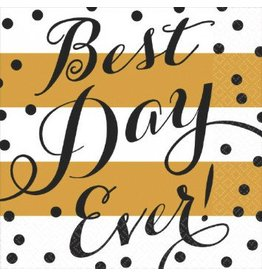 Best Day Ever Luncheon Napkins (16)