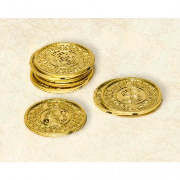 8ct. Gold Coins