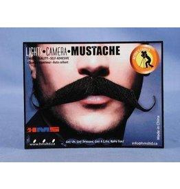 Aristocrat Black Moustache