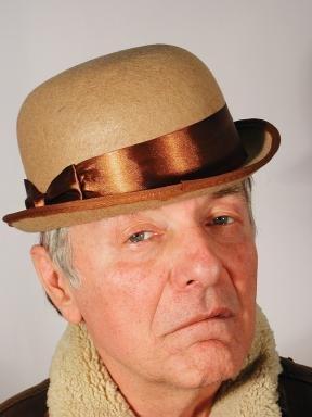 30s Derby Hat Tan