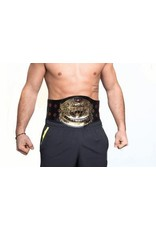Adjustable Wrestler Champion Belt