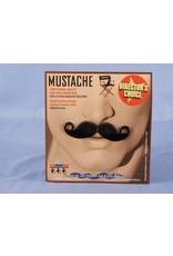 Barbershop Brown Moustache