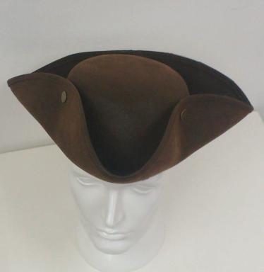 Brown Buccaneer Hat
