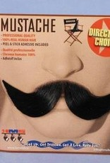 Elegant Moustache Black